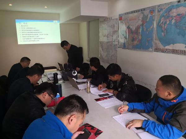 新闻 | 宁波三生合作伙伴专业技能大练兵