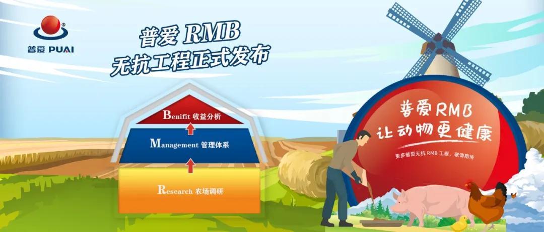 爱猪精选 | 重磅!普爱RMB无抗工程正式发布!