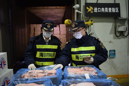 综合报道 | 海关支持种猪进口,今年以来共进口种猪4325头!
