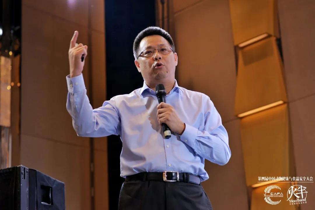 沈建忠院士:在中国大规模推广无抗养殖是个伪命题