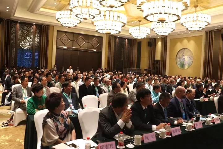 世界农场动物福利大会在中国召开 农业部众领导莅临现场