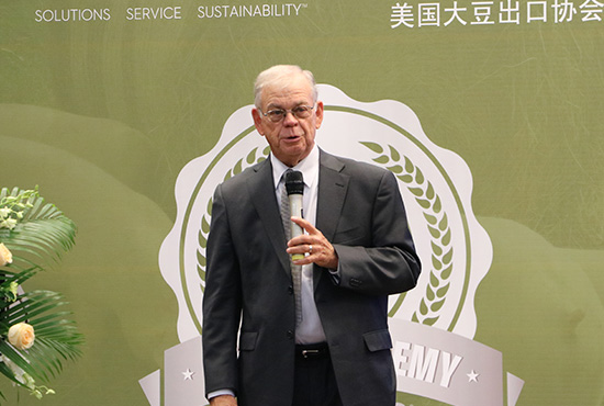 Dr. Gary L. Allee:中国猪营养研究同样需要关注提高效率